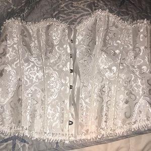 Other - Beautiful bone corset